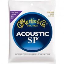 MARTIN MSP3050 SP - SNAREN 011-052 BRONZE WOUND