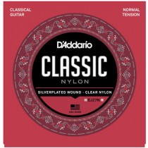 D'ADDARIO EJ27N - SNAREN NYLON NORMAL TENSION