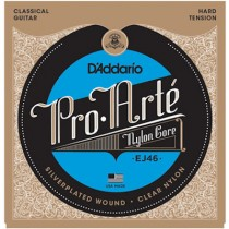 D'ADDARIO EJ46 CLASSIC - SNAREN NYLON HARD TENSION
