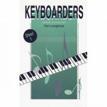 LANGHORST, TOM - KEYBOARDERS 1 - bladmuziek