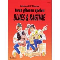 RATZKOWSKI & THOMSEN - TWEE GITAREN SPELEN BLUES & RAGTIME