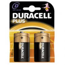 DURACELL MN1300 LR20 2-PACK