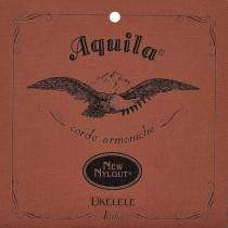 Aquila AG-23U Nylgut snarenset voor bariton ukelele in de reguliere stemming, G-C-E-A