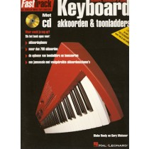 BLADMUZIEK METHODE + CD - FASTTRACK KEYBOARD AKK & TOONLADDER