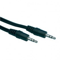 CABLE-409 - KABEL 2X JACK 2.5MM STEREO 1.20MTR