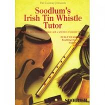 CONWAY, PAT - SOODLUMS IRISH TIN WHISTLE TUTOR 1