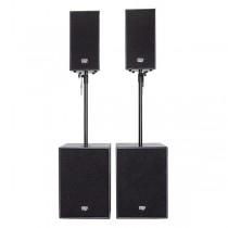 Dap Soundmate Active 2 MKII geluidssysteem.