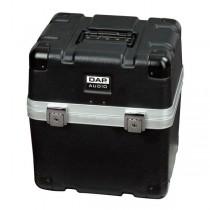 DAP D7150 ABS - KOFFER VOOR 6 MICROFOONS + KABELVAK