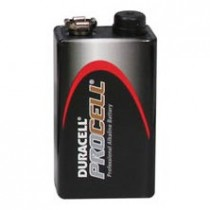 Duracell Procell 9 volt alkaline batterij LR22 / 6LR61