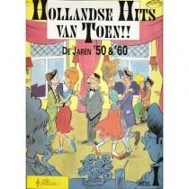 HOUTEN, JOOP VAN - HOLLANDSE HITS VAN TOEN 1 50&60 JAREN