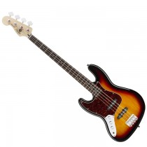 SQUIER JAZZ BASS VINTAGE MODIFIED 032-6620-500 - BASGITAAR LINKSHANDIG 3T SUNBURST