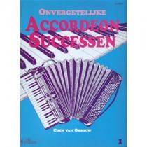 ORSOUW, COEN VAN 1 - ONVERGETELIJKE ACCORDEON SUCCESSEN1