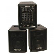 Kustom Profile 100 compacte geluidsset