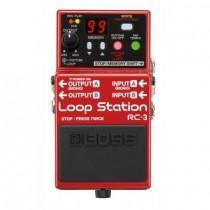 BOSS RC-3 - GITAAREFFECT LOOP STATION