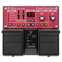 BOSS RC-30 - GITAAREFFECT LOOP STATION TWIN