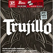 DUNLOP RTT45130T 5 STRING UNO MAS ROBERT TRUJILLO - SNAREN BASS 45-130 CUSTOM MEDIUM