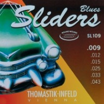 THOMASTIK THSL-109 BLUES SLIDERS