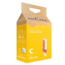 WECARE 4283 - INKTCARTRIDGE CANON CLI-526 YELLOW