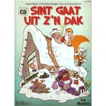 WOUTERS, LEO - SINT GAAT UIT Z'N DAK + CD