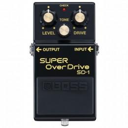 BOSS SD-1 40TH ANNIVERSARY - GITAAREFFECT SUPER OVERDRIVE BLACK GOLD