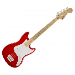 SQUIER BRONCO BASS AFFINITY MN TRD TORINO RED