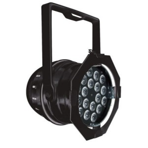 SHOWTEC 42464 - LED PAR 64 SHORT 18X3 IN 1 RGB