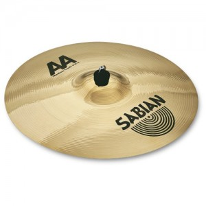 "SABIAN AA 21607 - BEKKEN 16"" MEDIUM THIN CRASH"