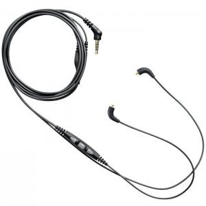 SHURE CBL-M+ -K-EFS REMOTE + MIC MUSIC PHONE IPHONE IPOD