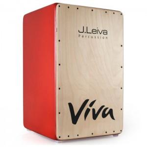J.LEIVA PERCUSSION VIVA - CAJON BERKEN 48X30X32CM DTS TUNING