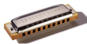 HOHNER BLUES HARP 532/20 DB - MONDHARMONICA DB